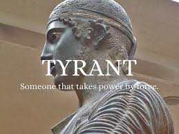 Ancient Greek Tyranny, Government Definition, Tyrants in ...