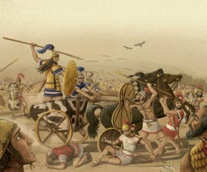 Ancient Greece Trojan War
