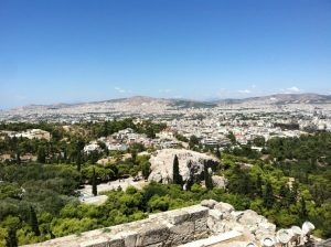 Ancient Greece Landforms Ancient Greece Athens landmark