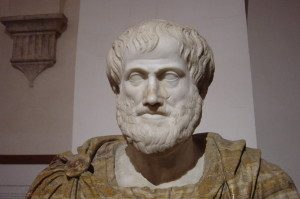 Aristotle Ancient Greek Philosopher