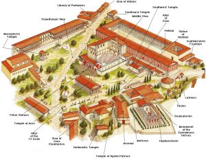 Ancient Greek city states