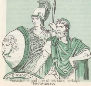 Ancient Greek Tyrants, What is meant by Demokratia