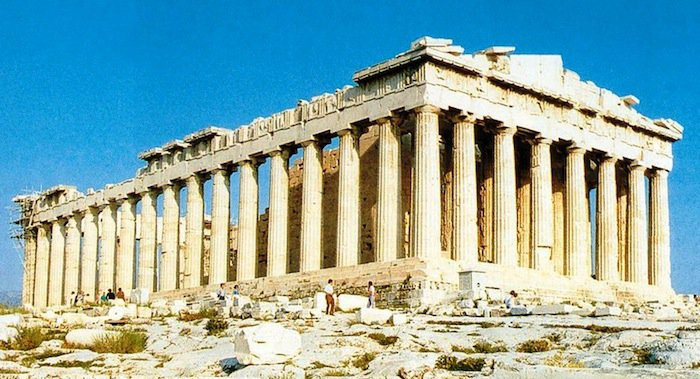 Greek Temples by thunderingzeus Ancient Greece Factscom