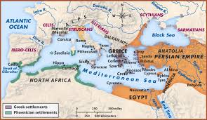 Ancient Greek Trade Routes,Importance of ancient Greek trade
