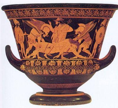 greek pottery facts