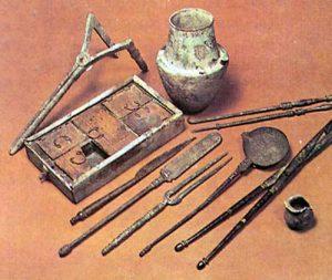 ancient Greek farming tools,