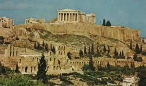 a comparison between the roman and the athenian civilizations The ancient greek and roman civilizations of europe began to progress toward a more civilized order of society as there were no previous establishment to base.